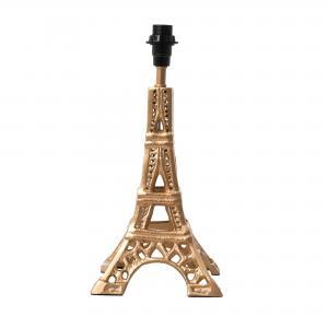 Rice Lampfot - Eiffel Tower - Bordslampa i guld - 35 cm