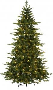 Julgran med belysning - Lillsylen - 180 cm - 270 lampor - Inomhus & Utomhusbruk - www.frokenfraken.se