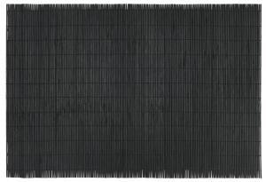 Bordstablett - Bambu - Svart - 30 x 44 cm - www.frokenfraken.se