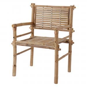 Stol i bambu - 2 st - 84 x 63 cm - www.frokenfraken.se