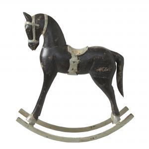Affari Gunghäst - TROJA Black - 67 cm