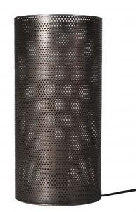 Hollow Bordslampa - Antiksilver 32cm - www.frokenfraken.se