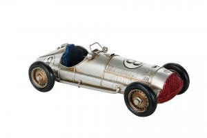 Racerbil - Metall - 28 cm - www.frokenfraken.se
