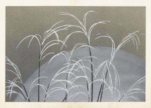 Poster - Vintage - Momoyogusa - 70 x 50 cm - www.frokenfraken.se