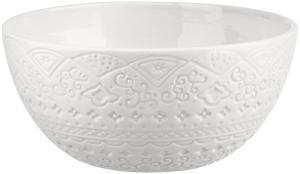 Cult Design Orient M skål vit - Ø15 cm