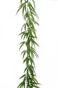 Bambu - Grön Girlang - 180 cm - www.frokenfraken.se