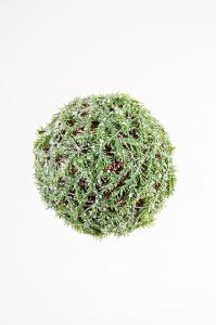 Mr Plant Boll - Cypress med is - 13 cm