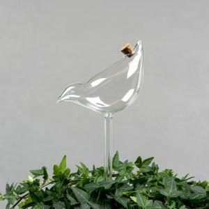 Bevattningsglas - Fågel - 10 x 25 cm - www.frokenfraken.se