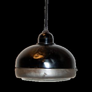 """Lampa - """"Motorcycle lamp"""" - Svart - www.frokenfraken.se"""