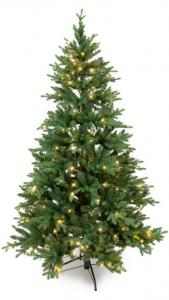 Julgran med belysning - Teide - 180 cm - 240 lampor - www.frokenfraken.se