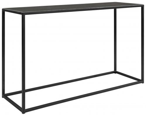AMALFI console table 130*40*78 bluestone/black - www.frokenfraken.se