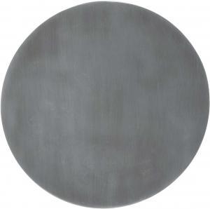Fullmoon vägglampa - Pale silver 25cm - www.frokenfraken.se