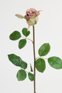 Ros - Lila - 50 cm - www.frokenfraken.se