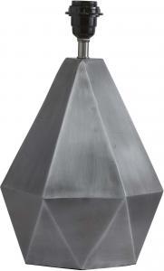 Trinity Lampfot - Matt Silver 39cm - www.frokenfraken.se