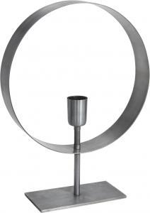 PR Home Bordslampa - Atmosphere Silver Ø40 cm