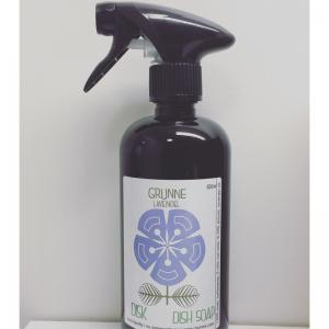 Diskmedel - Eco Friendly - Lavendel -Spray - 0,5L - www.frokenfraken.se