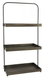 Hylla för bänk eller bord - Metall - 69 x 37cm - www.frokenfraken.se
