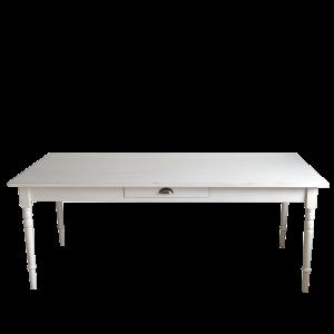Köksbord - Maison - Vintage White - 90 x 180 cm - www.frokenfraken.se