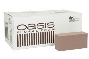 Alot Oasis Sec - 1 st Grå Stickmassa - För konstblommor