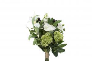 Mr Plant Bukett - Vit - 30 cm - www.frokenfraken.se