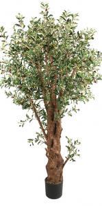 Mr Plant Olivträd - Konstväxt - 190 cm