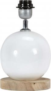 Fenby Lampfot - Vit 20cm - www.frokenfraken.se
