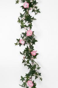 Blomma för dagen - Rosa -120 cm - www.frokenfraken.se