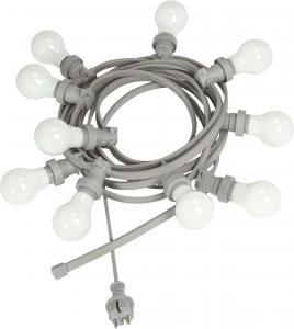 Bright light Pkt - inkl. bulb Grey - www.frokenfraken.se