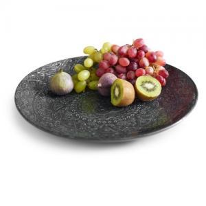 Orient fruktfat asfalt - Ø35 cm - www.frokenfraken.se