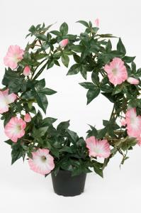 Blomma för dagen - Rosa - 35 cm - www.frokenfraken.se