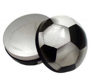 Påskägg - Fotboll - 10 cm - www.frokenfraken.se