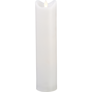 Batteriljus LED - 7 x 30 cm - Utomhus - Timer - www.frokenfraken.se