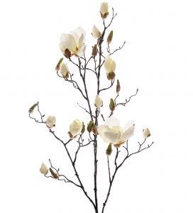 Magnolia - Vit - 110 cm - www.frokenfraken.se