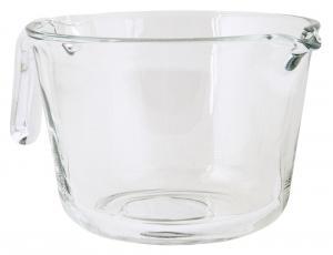 Vispskål - Glas - 21 cm - www.frokenfraken.se