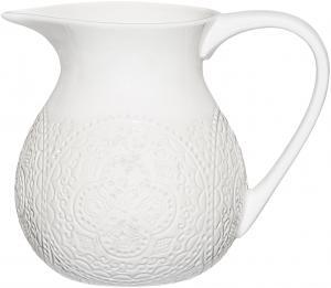 Orient Kanna Vit - Mjölkkanna - 35 cl - www.frokenfraken.se