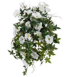 V.32 - Blomma för dagen - Vit - - www.frokenfraken.se