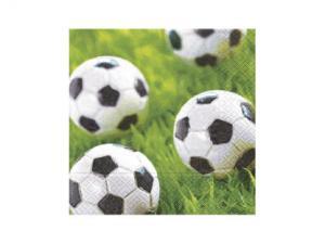 Servett - Go for Goal - 33 x 33 cm - www.frokenfraken.se