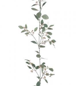 Eucalyptus Girlang - Grön - 190 cm - www.frokenfraken.se
