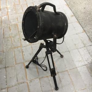 Filipiniana Golvlampa - Industristil - 73 cm
