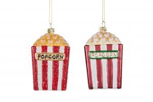 Hänge - Popcorn - 2-pack - 6 x 9 cm - www.frokenfraken.se