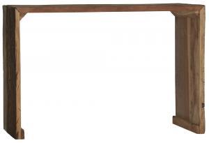 Träbord - Återvunnet material - 75 x 120 cm - www.frokenfraken.se