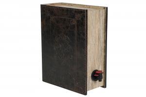 Vinbox - Boklåda - 26 x 20 x 10 cm - www.frokenfraken.se