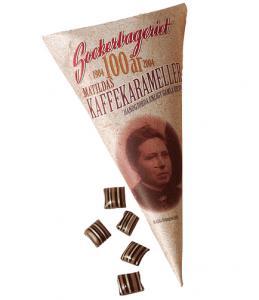 Kaffekarameller i gammaldags strut - 100g - www.frokenfraken.se