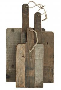 Serveringsbrickor - 3 st - Wood Raw - www.frokenfraken.se