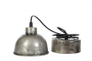 Lampa - Industristil - Rusty - 14,5 x 10 cm - www.frokenfraken.se