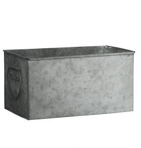 Metallåda - Rektangulär - 17 x 10 x 9 cm - www.frokenfraken.se