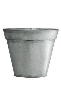 Kruka - Metall - Ø15 x 13 cm - www.frokenfraken.se