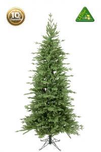 Mr Plant Julgran med belysning - Vålådalen Smal - 180 cm - 300 lampor