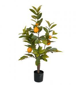 Citrusträd - Konstväxt - 90 cm - www.frokenfraken.se