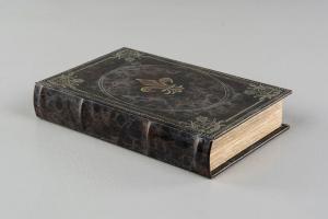 Alot Förvaringsbok - Fleur - 26 x 17 cm
